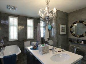 简约风格家居装修效果图 卫浴陶瓷装修效果图