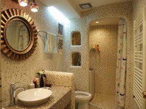 地中海瓷砖装修效果图  视觉之家让你无比热爱
