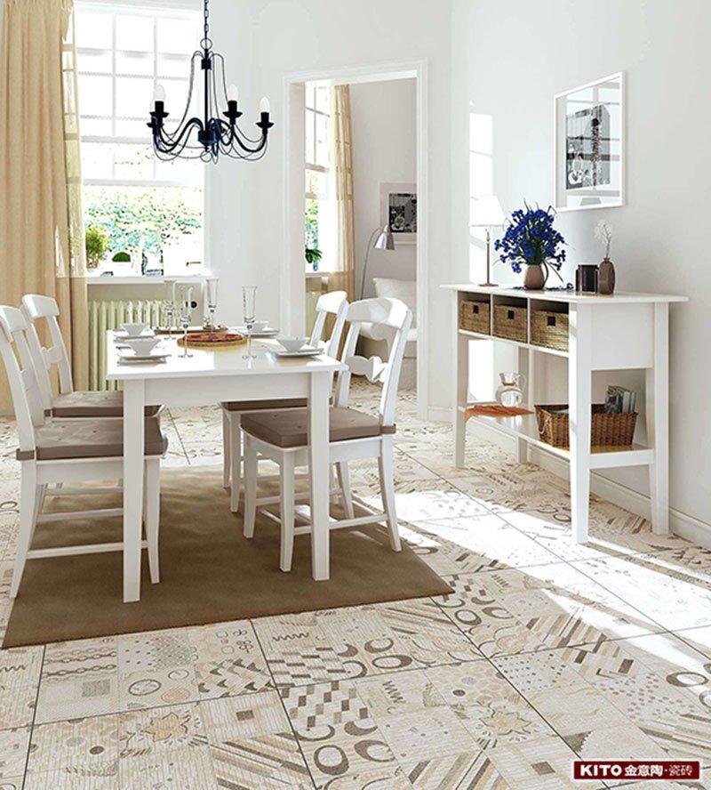 金意陶瓷砖 现代简约风格