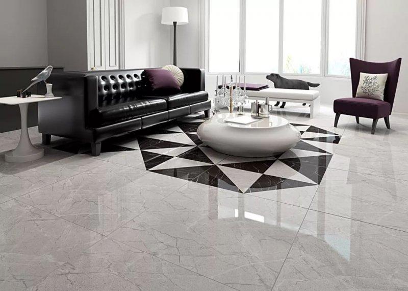 诺贝尔通体大理石瓷砖产品装修效果图