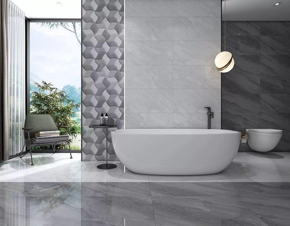 卡诺尔瓷砖奢瓷产品及装修效果图