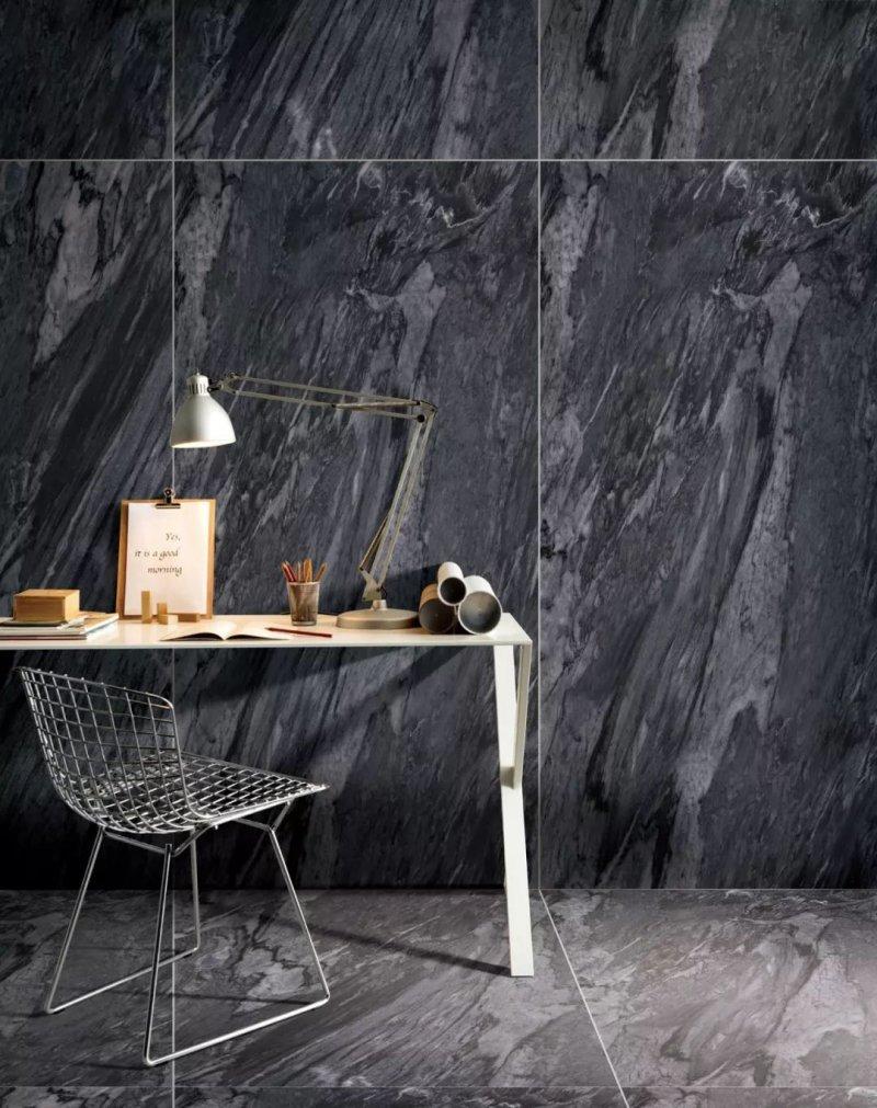 米格兰时尚陶瓷1350臻品大理石 简约风格瓷砖效果图