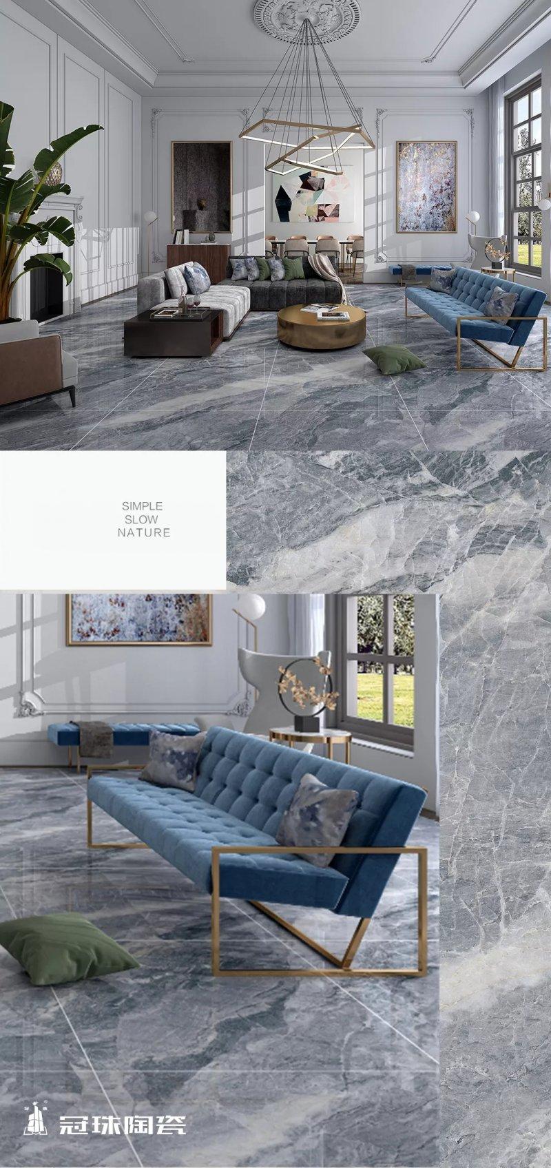 冠珠陶瓷图片 大理石瓷砖2.0系列装修效果图