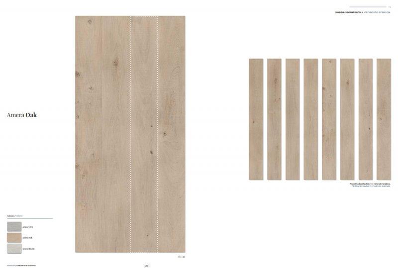 汇亚磁砖图片 木纹砖大板装修效果图