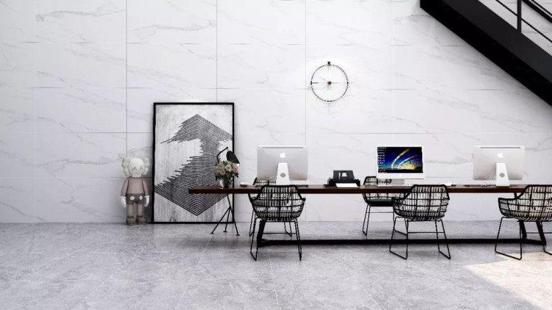 新润成陶瓷加盟产品 大板瓷砖装修效果图