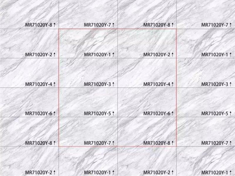 冠军磁砖加盟产品 75x150大板装修效果图