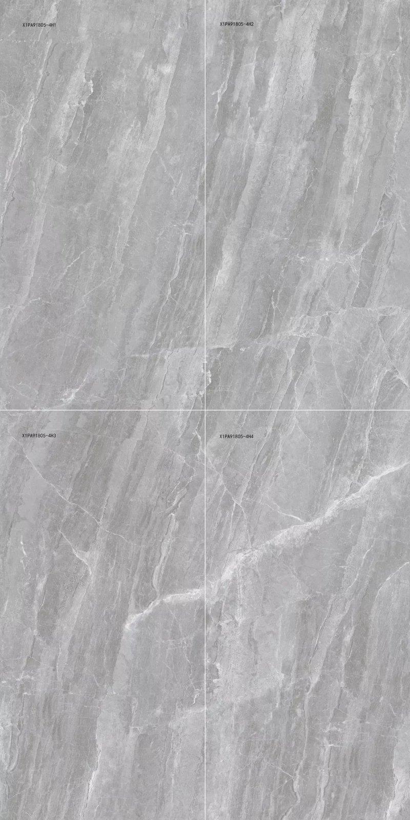 新濠大理石瓷砖格林兰灰 灰色系瓷砖装修效果图
