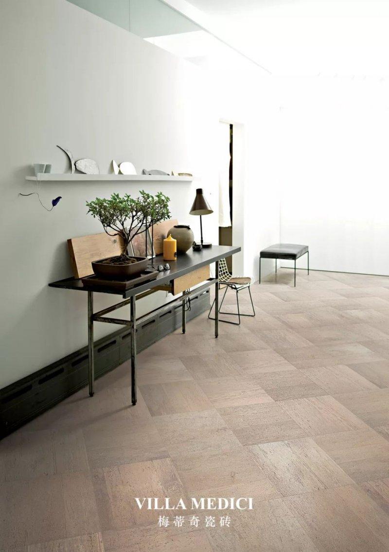 梅蒂奇瓷砖木匠系列 木纹砖装修效果图
