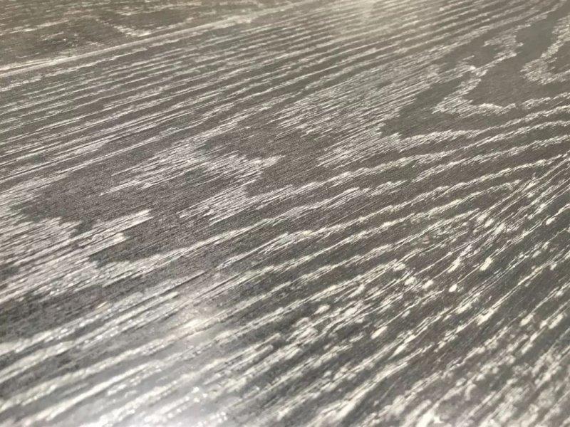 蓝珀瓷砖木刻年华 木纹砖装修效果图