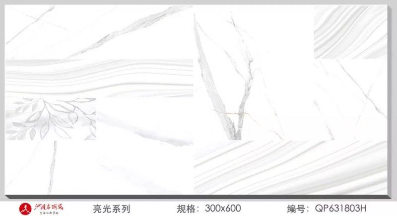 沁园春陶瓷图片 300X300配套小地砖装修效果图