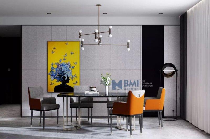 能强陶瓷图片蓝山印象波西塔诺系列 北欧风格陶瓷效果图