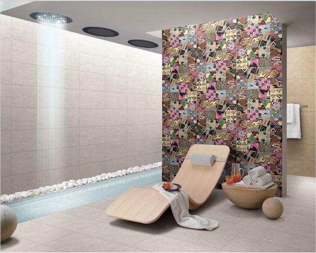 新品|順輝瓷磚小規格的色磚 讓你的房間大變身