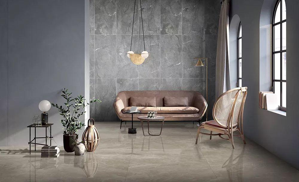 博德瓷砖图片 新中式风格陶瓷效果图