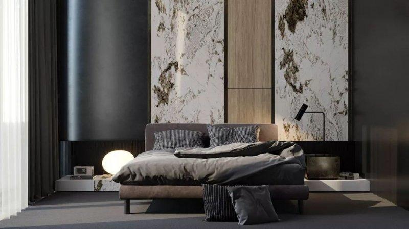 卡斯维诺大理石瓷砖 美式风格陶瓷效果图