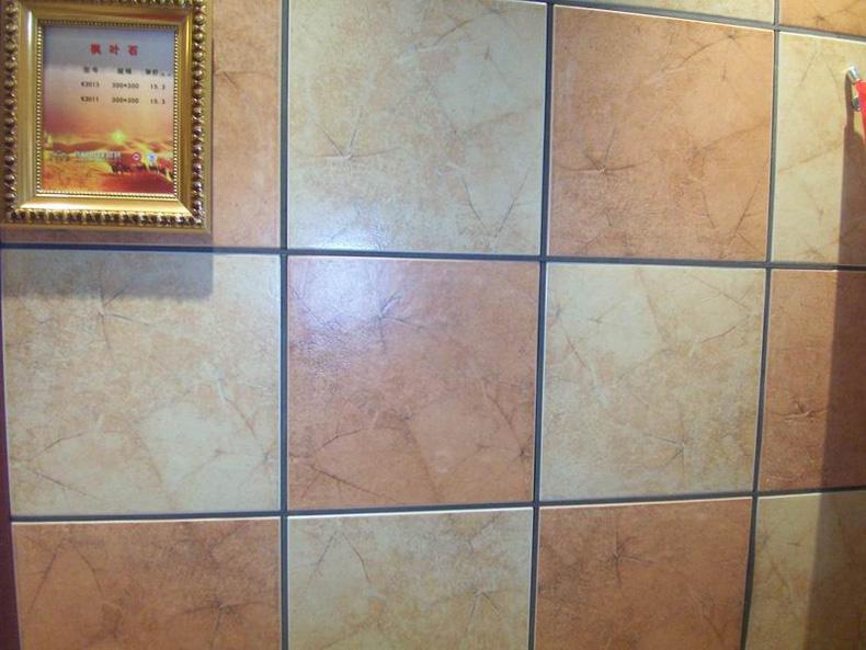 马可波罗瓷砖 地砖 1295阳台砖库克系列厨卫仿古砖墙砖 330*330效果图