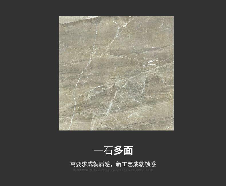 汇亚瓷砖 瓷砖地砖800x800客厅地板砖简约现代 哑光大理石瓷砖效果图