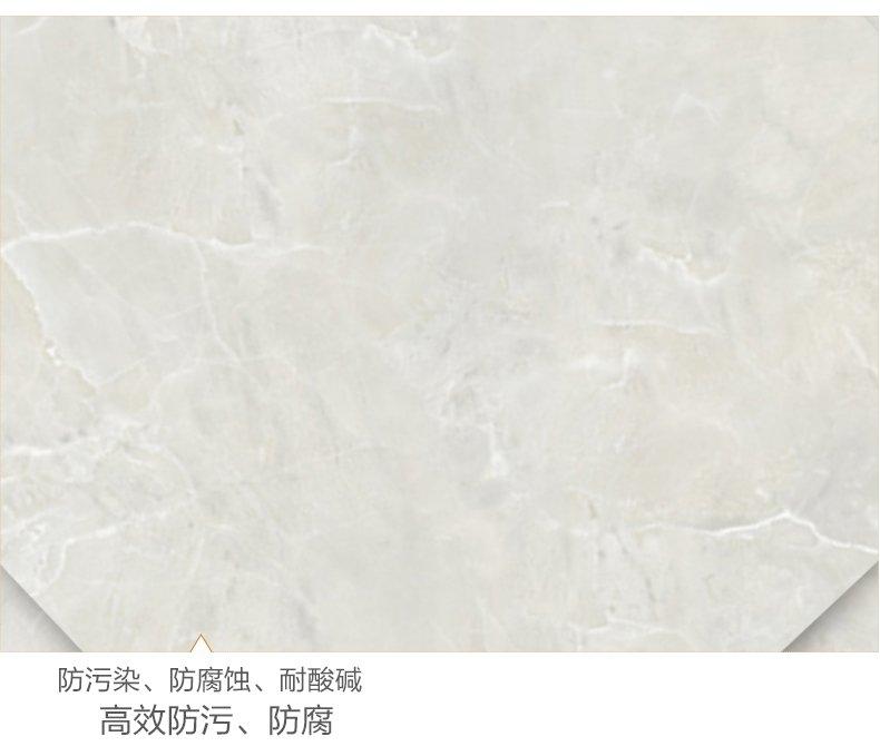 冠军瓷砖 3D真石 客厅卧室书房地砖 600*600全抛釉 松香玉