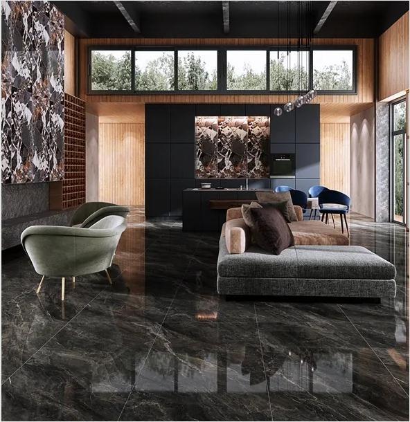 宏宇陶瓷图片 750x1500mm通体大板装修效果图