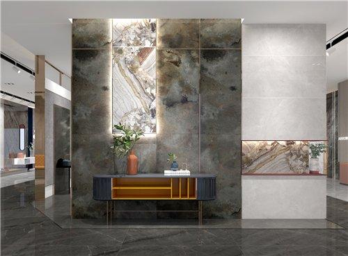 箭牌瓷砖大理石瓷砖图片 现代风格装修效果图