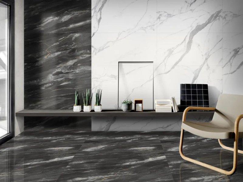 博德瓷砖天然系列图片 轻奢风格装修效果图