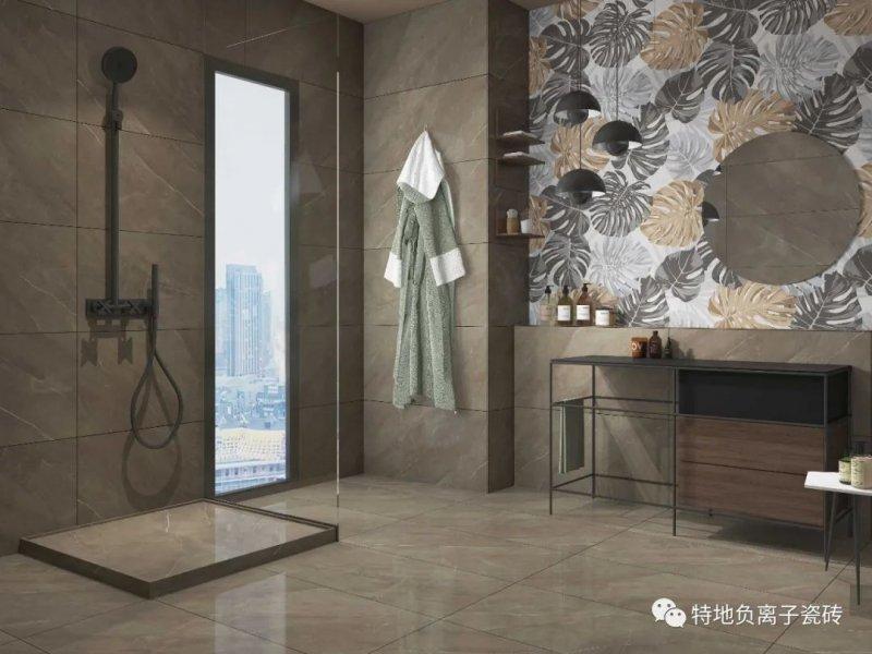 特地陶瓷 400*800中板 多风格应用_22