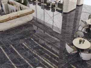 金巴利陶瓷新品 大理石瓷砖装修效果图