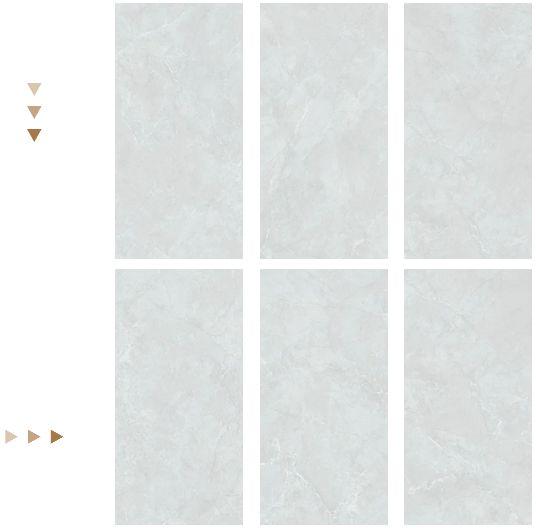 宏陶陶瓷 简约风格浴室瓷砖效果图_6