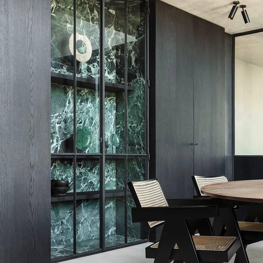 依诺岩板奢石系列「亚马逊翡翠绿」产品图_2