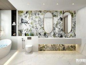 马可波罗岩板背景墙瓷砖产品图片