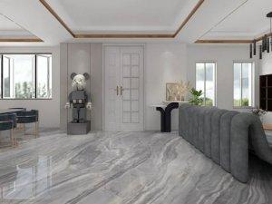 道格拉斯瓷砖 皇家大理石系列莫奈印象效果图