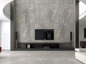 通利大理石瓷砖 简约风格复式家居装修效果图