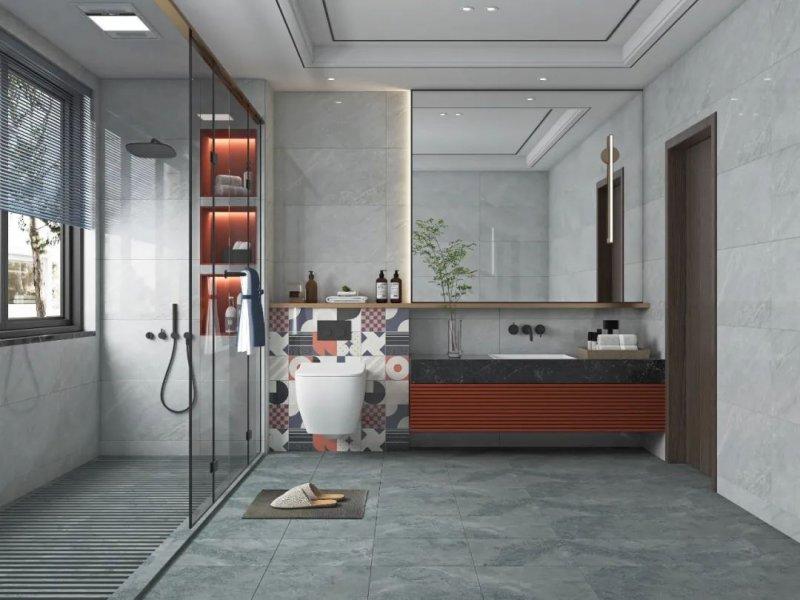 特地陶瓷风尚系列400*800mm中板装修效果图_9