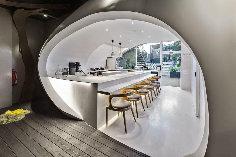 超IN洞穴餐厅——设计美学与大自然绝妙结合_3