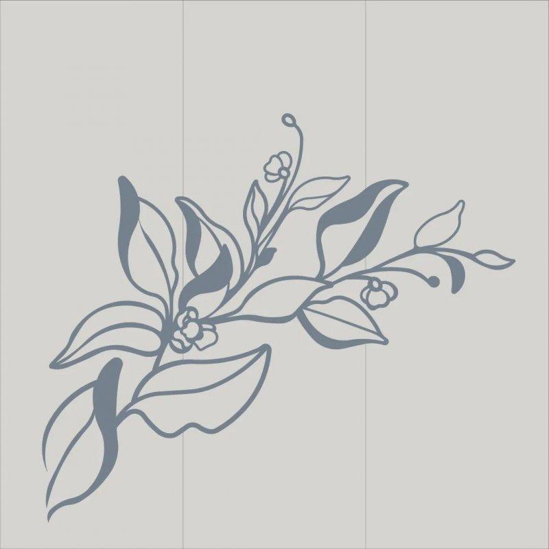 马可波罗瓷砖创意水刀拼 浴室空间装效果图_30