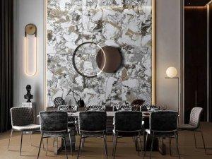 金意陶瓷砖自然风系列产品 装修效果图