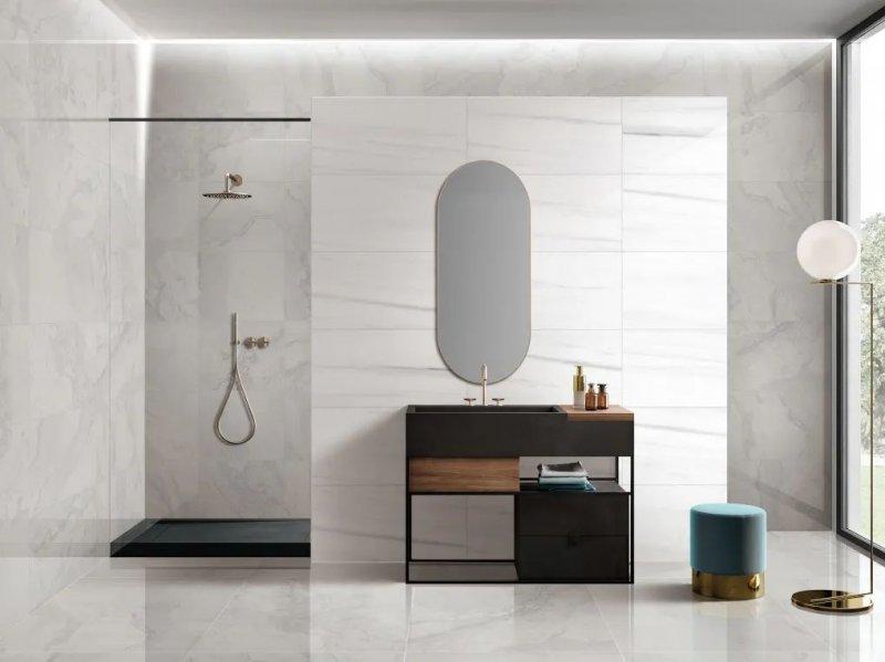 伊莉莎白瓷砖产品 高颜值卫生间设计搭配效果图_12
