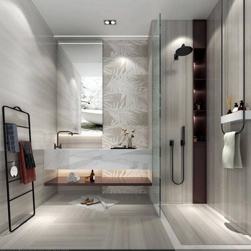 伊莉莎白瓷砖产品 高颜值卫生间设计搭配效果图_20