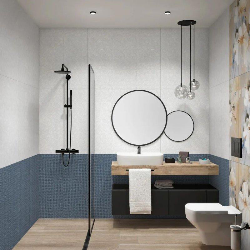 伊莉莎白瓷砖产品 高颜值卫生间设计搭配效果图_16