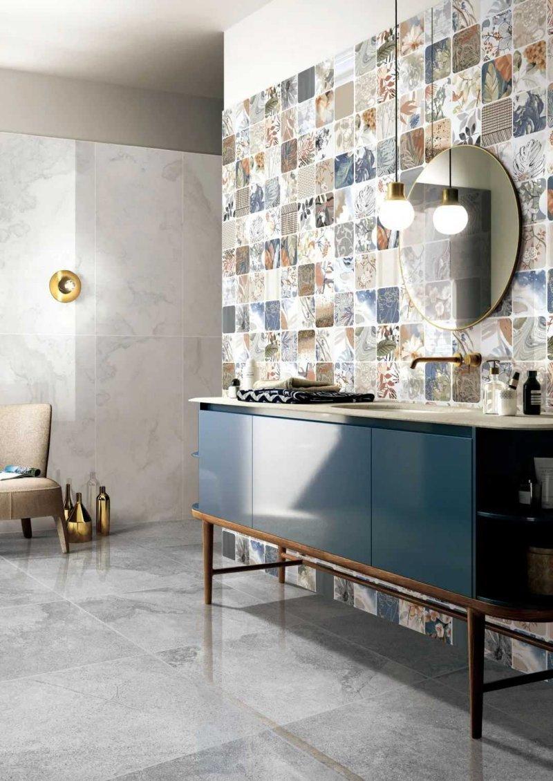 伊莉莎白瓷砖产品 高颜值卫生间设计搭配效果图_28