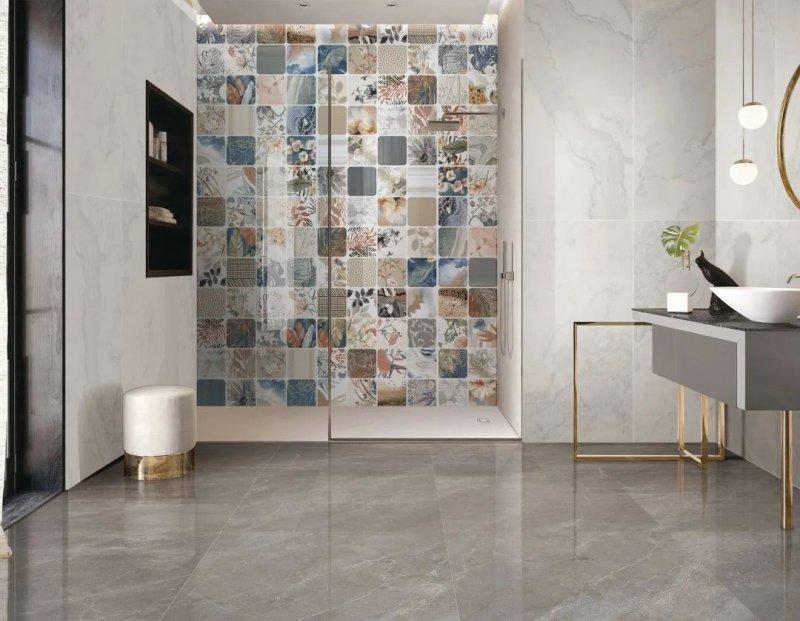 伊莉莎白瓷砖产品 高颜值卫生间设计搭配效果图_27