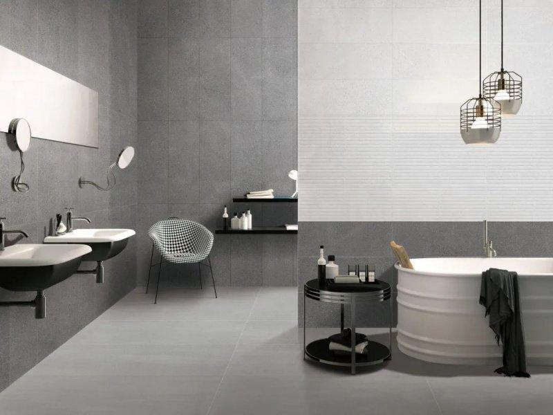 伊莉莎白瓷砖产品 高颜值卫生间设计搭配效果图_4