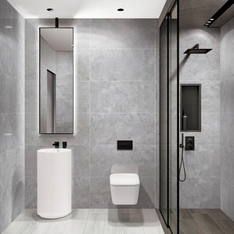 伊莉莎白瓷砖产品 高颜值卫生间设计搭配效果图_8