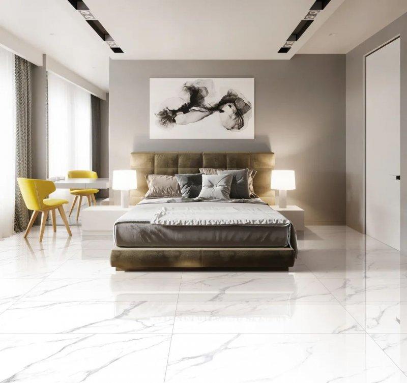 伊莉莎白瓷砖6款通体大理石瓷砖 家居装修效果图_26