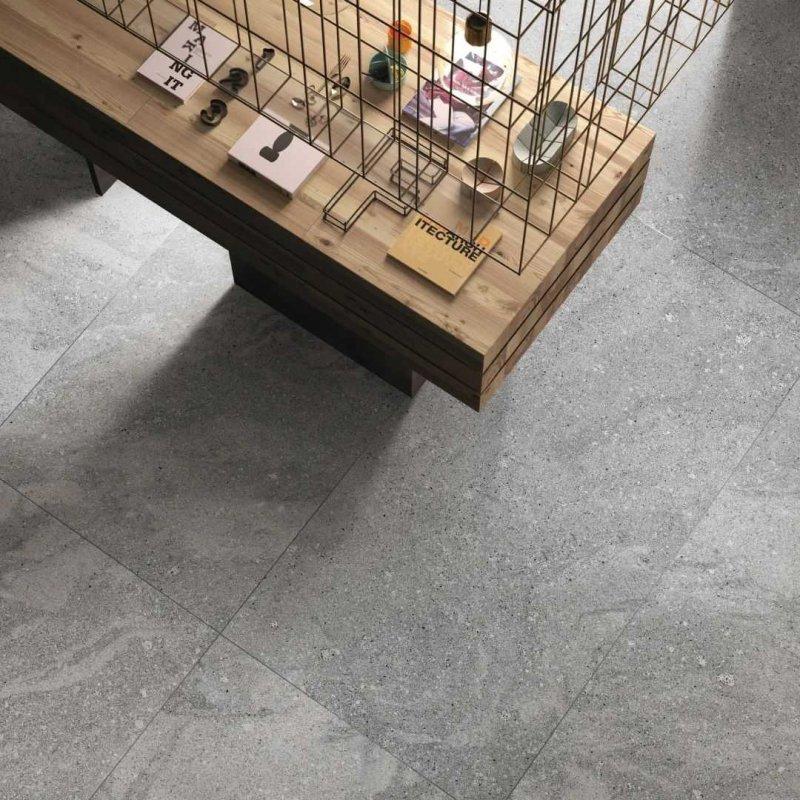 伊莉莎白瓷砖产品 开放式厨房装修效果图_6