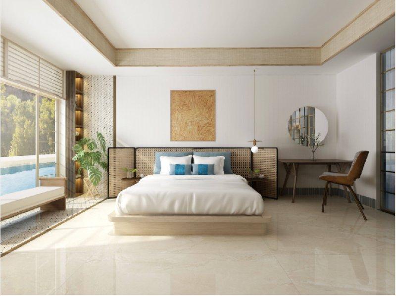 欧神诺瓷砖:14款高颜值的卧室设计尽显高级!_12
