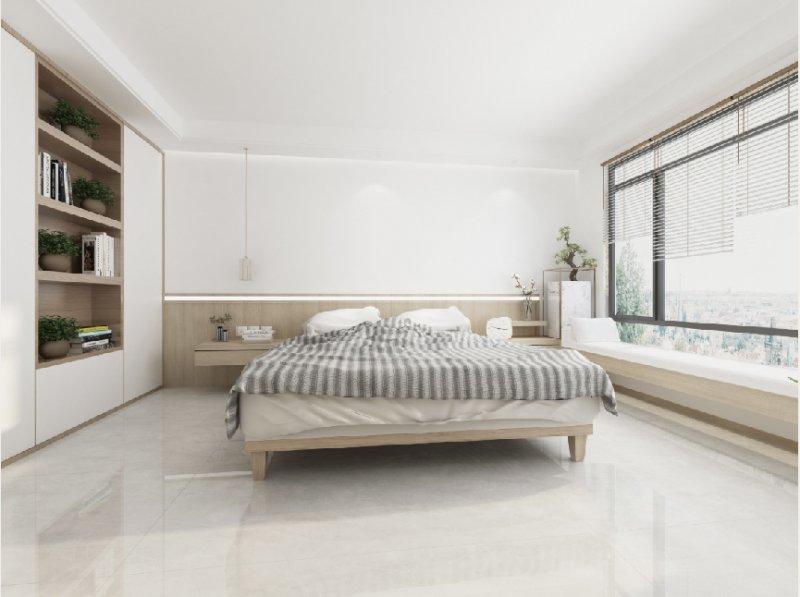 欧神诺瓷砖:14款高颜值的卧室设计尽显高级!_15