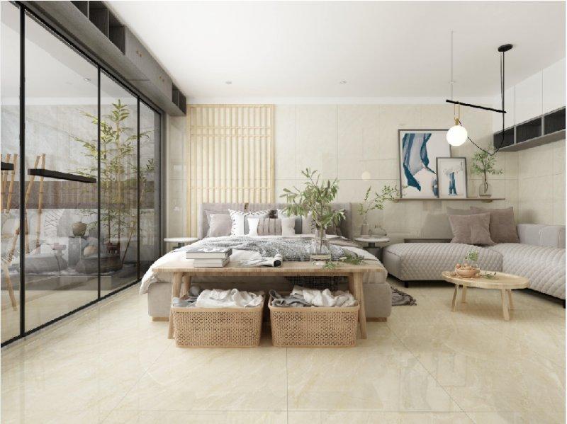 欧神诺瓷砖:14款高颜值的卧室设计尽显高级!_13