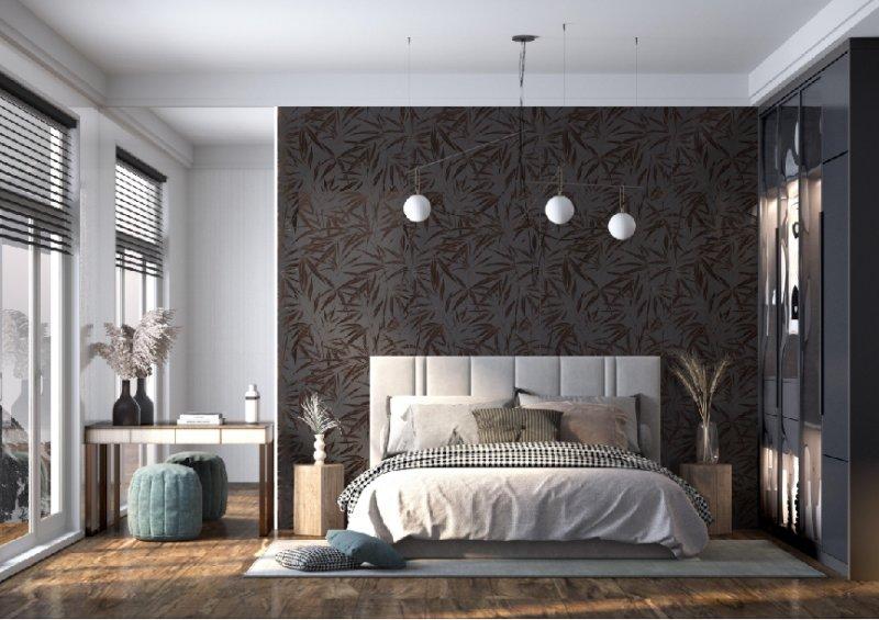 欧神诺瓷砖:14款高颜值的卧室设计尽显高级!_1