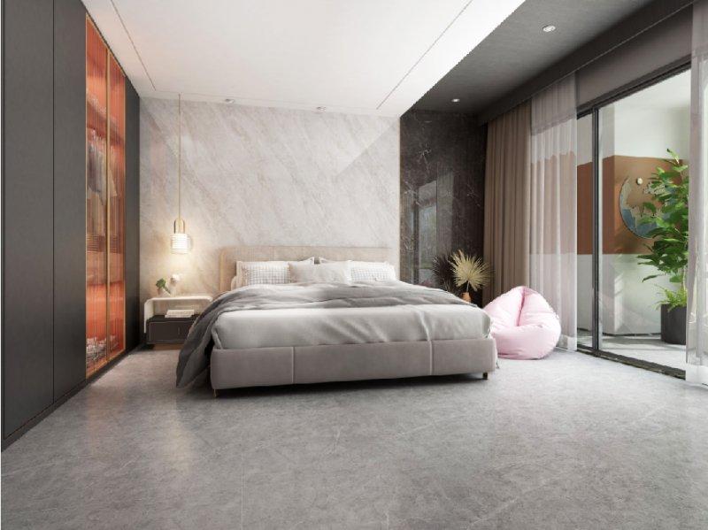 欧神诺瓷砖:14款高颜值的卧室设计尽显高级!_4