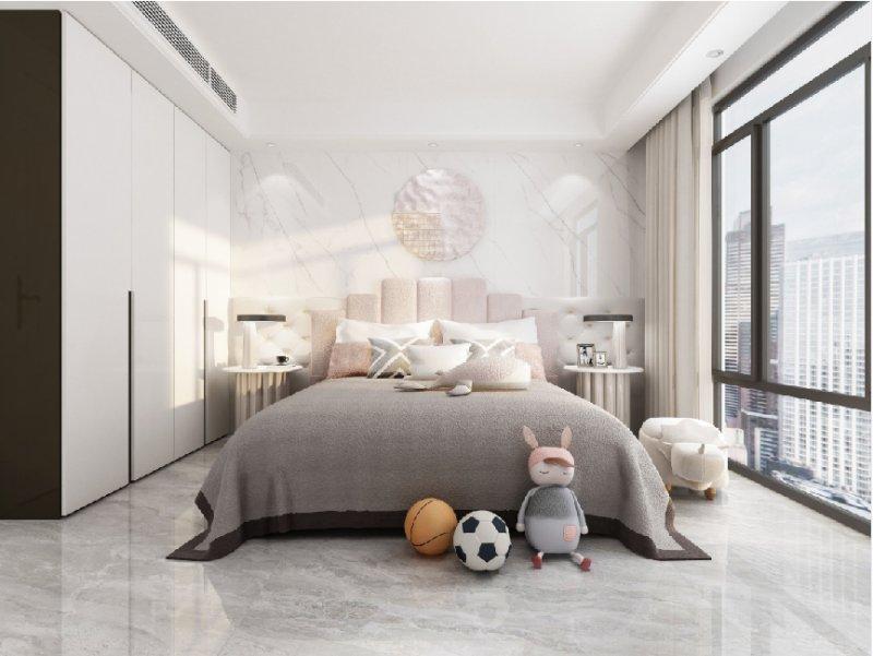 欧神诺瓷砖:14款高颜值的卧室设计尽显高级!_9